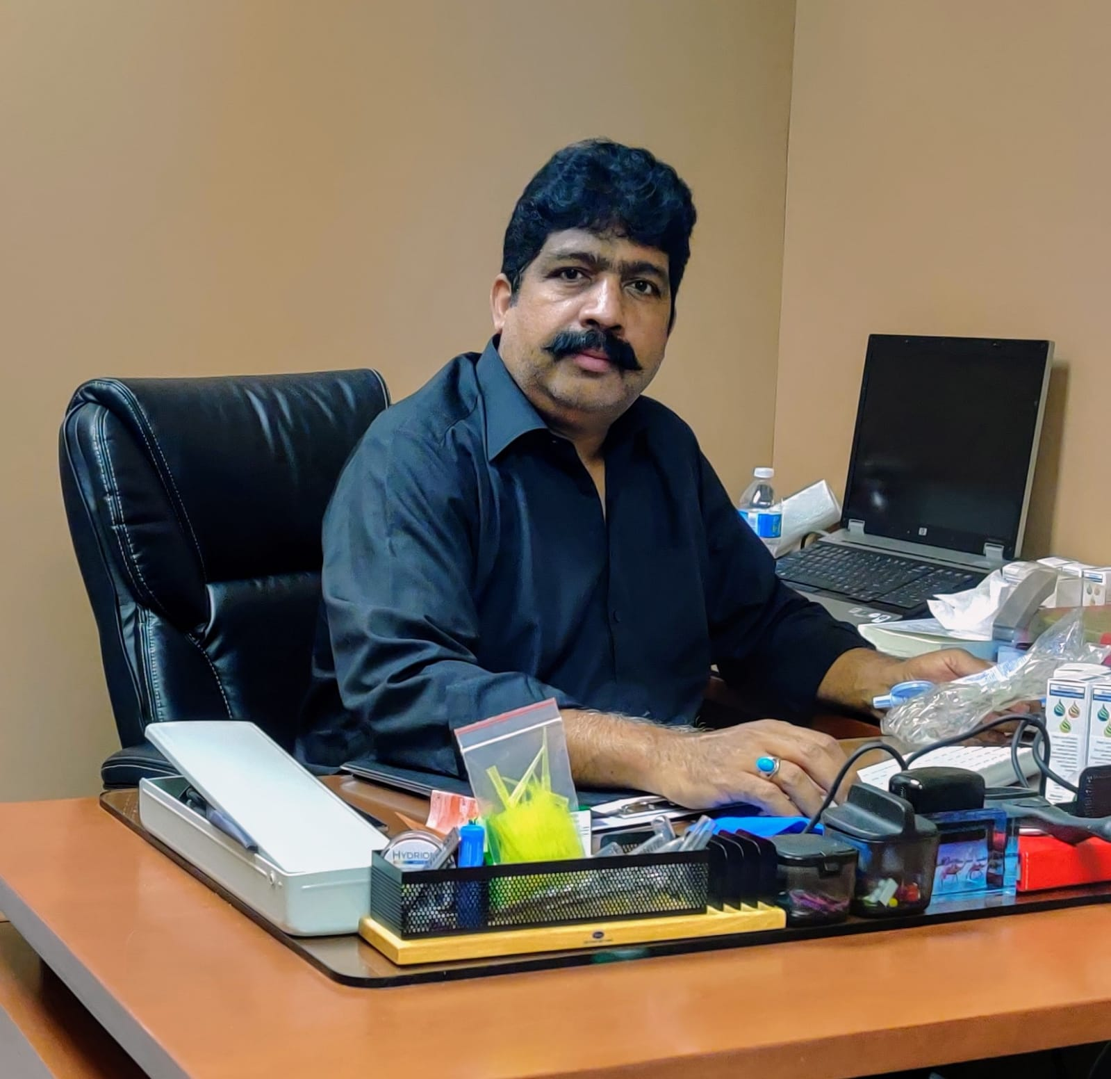 Akhlaq Ahmad